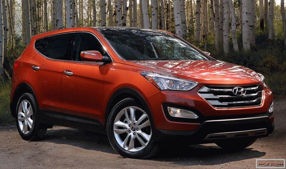 Hyundai Santa Fe Новые
